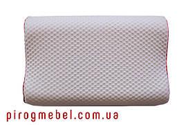 Ортопедическая подушка с пеной мемори
