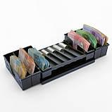 СКАРБ-1+2 (6) органайзер для денег в магазин или автобус, фото 5