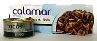 Кальмар в  чернилах каракатицы, без глютена, Испания