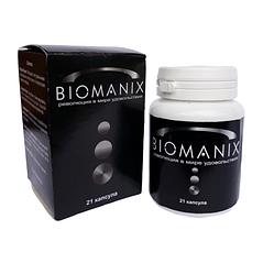 Biomanix ( Биоманикс ) — капсулы для мужчин оригинал