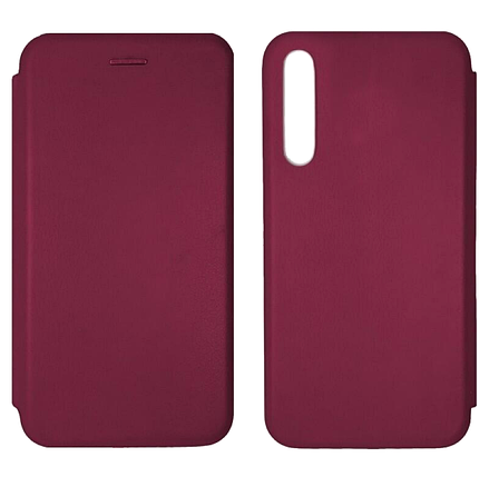 Чехол-книжка Level for Xiaomi Redmi 9C Marsala, фото 2