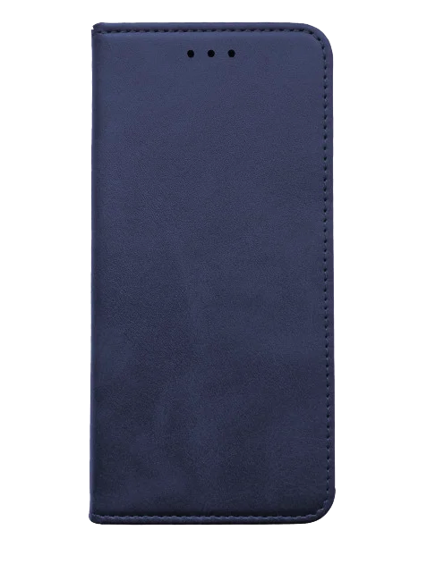 Чехол-книжка Black TPU Magnet for Xiaomi Redmi 9 Blue