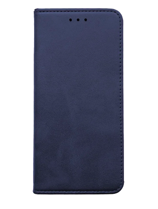 Чехол-книжка Black TPU Magnet for Xiaomi Redmi 9 Blue, фото 2