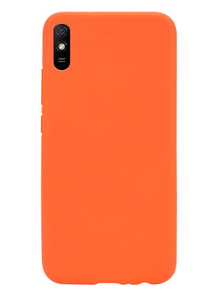 Чехол Full Case Original for Xiaomi Redmi 9A (Orange), фото 2