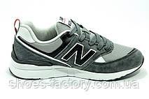 Кроссовки New Balance 574 sport 1994 мужские серые, фото 3