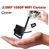 Мини камера wifi Heanworld HA-101W-2Mp P2P FullHD 1080P (100170), фото 4