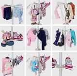 Электрическая сушилка Supretto для одежды Голубой (4946), фото 4