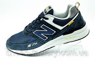 Кроссовки New Balance 574 sport 1994 мужские синие