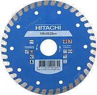 Диск алмазный 125 мм Hitachi (752822)