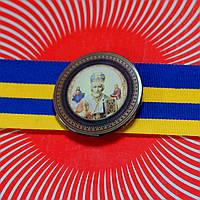 """Значок """"Святий Миколай"""" (56 мм), купить значки для детей, атрибутика, значки, Святий Миколай"""