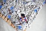 Комплект постельного белья Brettani 2-х Спальный 180 х 220 см (10021), фото 3