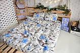 Комплект постельного белья Brettani 2-х Спальный 180 х 220 см (10021), фото 5