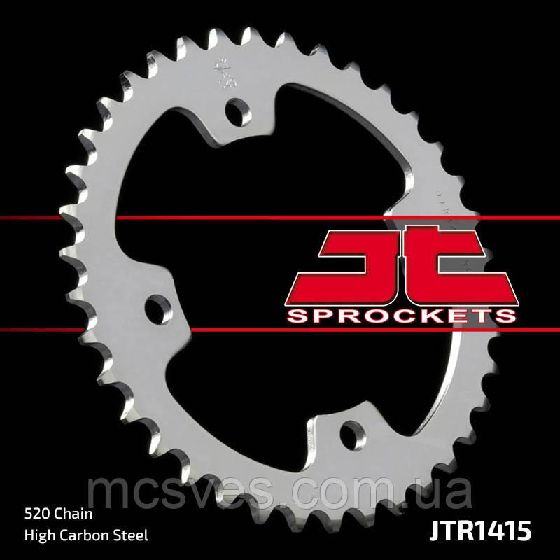 Звезда задняя стальная  JT JTR1415.38 JT Sprockets