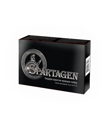 Капсулы для мужчин Spartagen (Спартаген) 10 шт