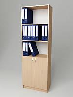 Шкаф для документов 600*320*1860h офисная мебель