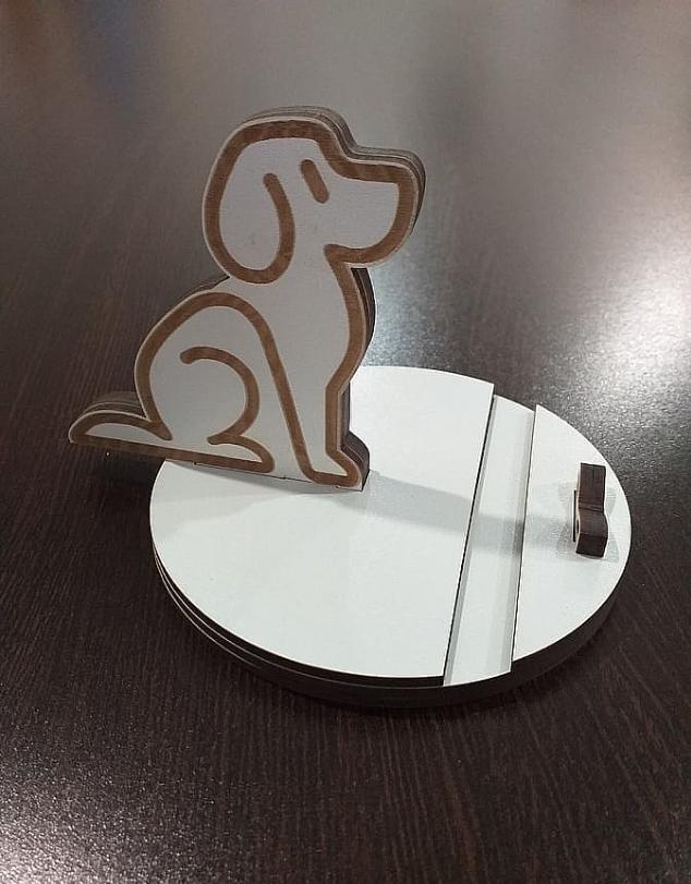 """Подставка для телефона """"Собачка"""" Karmen"""