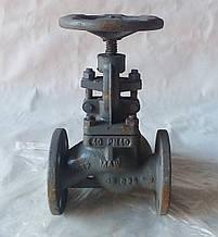 Вентиль запорный фланцевый стальной  MAW Ду 40; PN 40