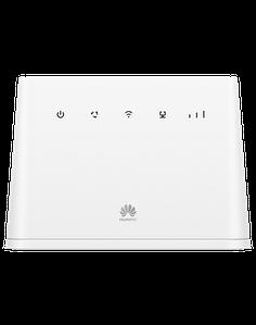 4G WI-FI роутер Huawei b311-853 под симкарту Лайфселл,Киевстар, Водафон c выходом под внешнюю антенну