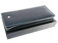 Кожаный клатч (повседневно-дорожный) VISCONTI SP28 - OAK