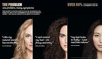 ПРЕИМУЩЕСТВА KERASILK KERATIN TREATMENT Дает 100% блестящий результат. Смягчает завитки и разглаживает структуру волос.
