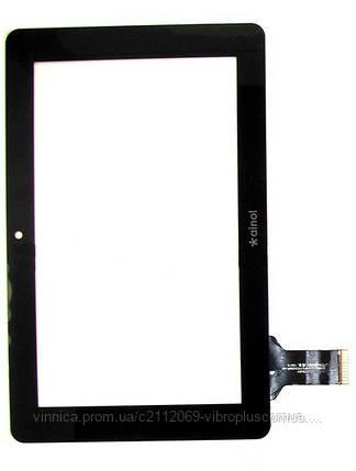 "Тачскрин (сенсор) AINOL Novo 7"" Elf 2,( p/n: HOTATOUCH C186116A1-PG, FPC635DR, FT5206GE1), black (черный) , фото 2"