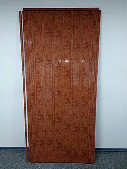 Двері складна 4785 темний мармур 880*2030*10 мм