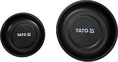 Магнитные миски YATO Ø150/108 мм 2 шт YT-08302