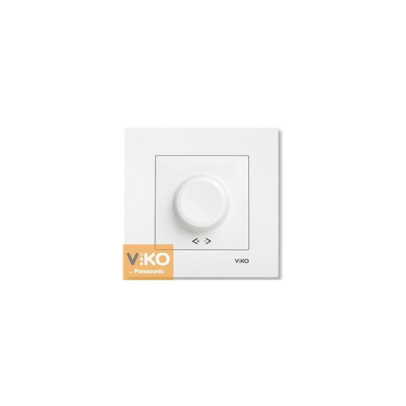 Светорегулятор RL 600W/VA VIKO Karre - Белый