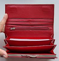 Женский кожаный кошелек Balisa PY-A134 красный Женские кожаные кошельки БАЛИСА оптом Одесса 7 км, фото 3