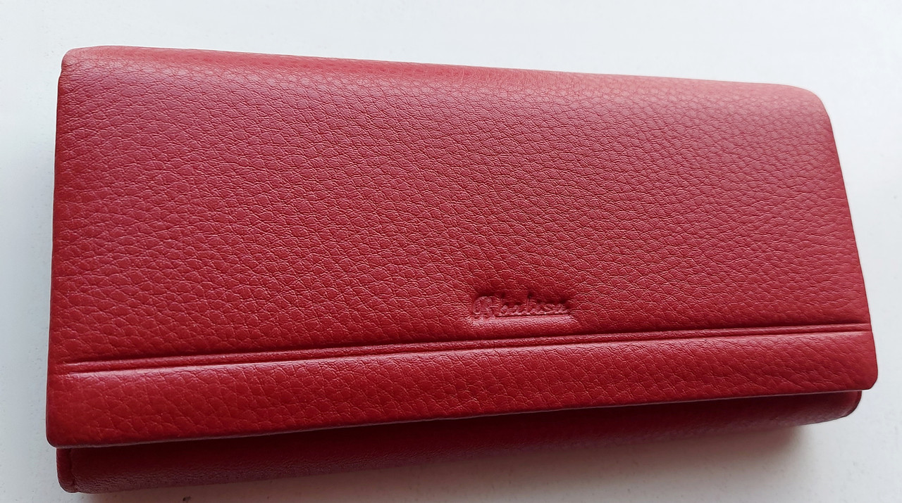 Женский кожаный кошелек Balisa PY-A134 красный Женские кожаные кошельки БАЛИСА оптом Одесса 7 км