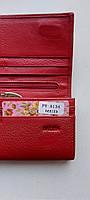 Женский кожаный кошелек Balisa PY-A134 красный Женские кожаные кошельки БАЛИСА оптом Одесса 7 км, фото 5