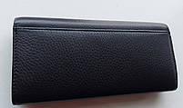 Женский кожаный кошелек Balisa PY-A134 черный Женские кожаные кошельки БАЛИСА оптом Одесса 7 км, фото 4