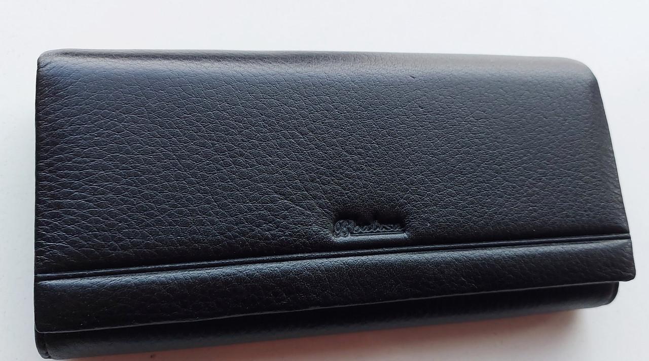 Женский кожаный кошелек Balisa PY-A134 черный Женские кожаные кошельки БАЛИСА оптом Одесса 7 км