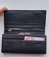Женский кожаный кошелек Balisa PY-A117 черный Женские кожаные кошельки БАЛИСА оптом Одесса 7 км, фото 3