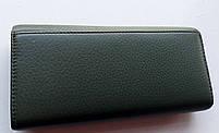 Женский кожаный кошелек Balisa PY-A118 зеленый Женские кожаные кошельки БАЛИСА оптом Одесса 7 км, фото 4