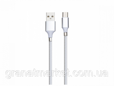 Usb Cable Magnetic Supercalla Cable Micro Цвет Белый