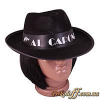 """Шляпа гангстера """"Al Capone"""""""