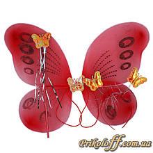 Набір Метелики, червоний
