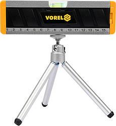 Уровень мини лазерный VOREL на штативе 17 см 17560