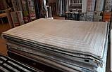 Великолепный кремовый ковер в стиле минимал из хлопка, фото 5