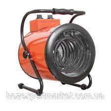 """Гармата теплова електрична """"Crown 3 кВт"""".Керамічний нагрівальний елемент., фото 3"""