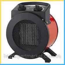 """Гармата теплова електрична """"Crown 5 кВт"""".Керамічний нагрівальний елемент."""