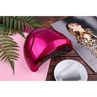 Светодиодная LED лампа для маникюра гель лака SUN One 48W UV/LED Pink