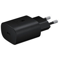 Сетевая зарядка SAMSUNG EP-TA800XBEGRU 25W PD3.0 Type-C (Black)