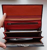 Женский кожаный кошелек Balisa PY-A128 бордовый Женские кожаные кошельки БАЛИСА оптом Одесса 7 км, фото 3