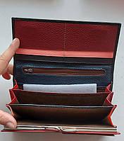 Женский кожаный кошелек Balisa PY-A128 черный Женские кожаные кошельки БАЛИСА оптом Одесса 7 км, фото 2