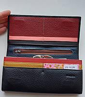 Женский кожаный кошелек Balisa PY-A128 черный Женские кожаные кошельки БАЛИСА оптом Одесса 7 км, фото 3