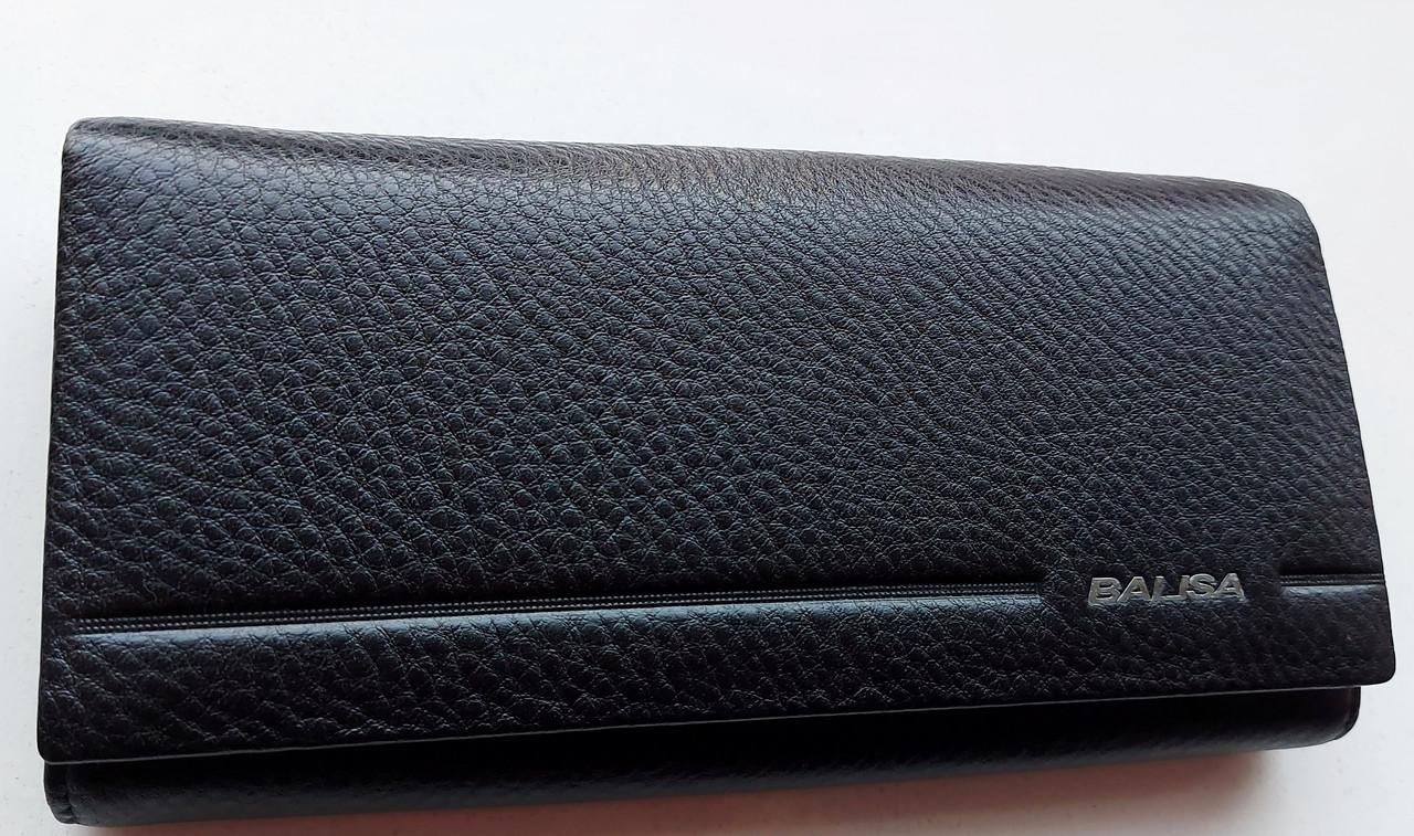 Женский кожаный кошелек Balisa PY-A128 черный Женские кожаные кошельки БАЛИСА оптом Одесса 7 км