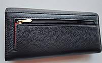Женский кожаный кошелек Balisa PY-D113 черный Женские кожаные кошельки БАЛИСА оптом Одесса 7 км, фото 4