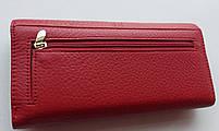 Женский кожаный кошелек Balisa PY-D129  красный Женские кожаные кошельки БАЛИСА оптом Одесса 7 км, фото 4